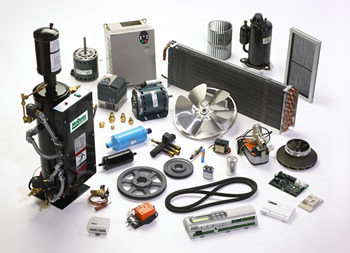 Part of Industrial Air Conditioner